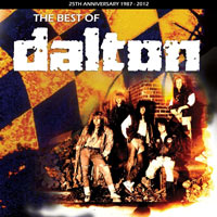 Dalton The Best of Dalton: 25th Anniversary 1987-2012 Album Cover
