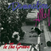[Damnation Alley In The Groove Album Cover]