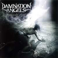 [Damnation Angels Bringer Of Light Album Cover]
