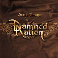 [Damned Nation Grand Design Album Cover]