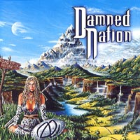 [Damned Nation Road of Desire Album Cover]
