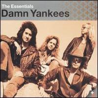 [Damn Yankees The Essentials Album Cover]