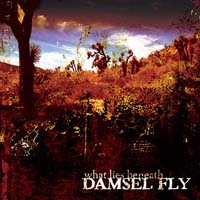 Damsel Fly What Lies Beneath Album Cover