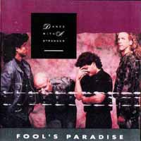 [Dance With a Stranger Fool's Paradise Album Cover]
