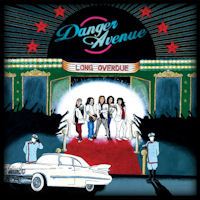 Danger Avenue Long Overdue Album Cover