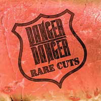 [Danger Danger Rare Cuts Album Cover]