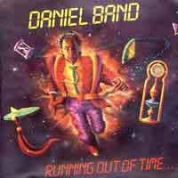 [Daniel Band Running Out of Time Album Cover]