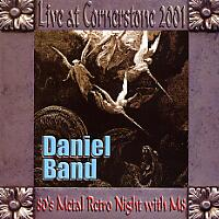 [Daniel Band Live at Cornerstone 2001 Album Cover]