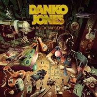 [Danko Jones A Rock Supreme Album Cover]