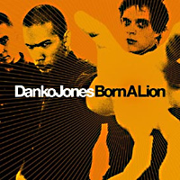 [Danko Jones Born a Lion Album Cover]