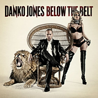 [Danko Jones Below the Belt Album Cover]