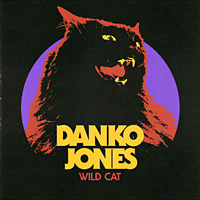[Danko Jones Wild Cat Album Cover]