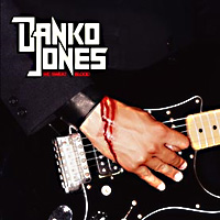 [Danko Jones We Sweat Blood Album Cover]