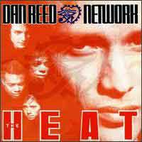 [The Dan Reed Network The Heat Album Cover]