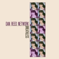 [The Dan Reed Network Breathless Album Cover]