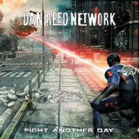 [The Dan Reed Network Fight Another Day Album Cover]