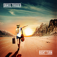 [Daniel Trigger Right Turn Album Cover]