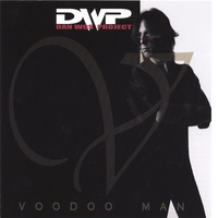[Dan Wos Project Voodoo Man Album Cover]