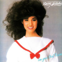 [Dara Sedaka I'm Your Girl Friend Album Cover]