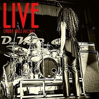 [Darby Mills Project Live Album Cover]