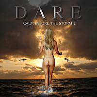 Dare Calm Before the Storm 2 Album Cover