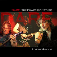 Dare The Power of Nature...Live in Munich Album Cover