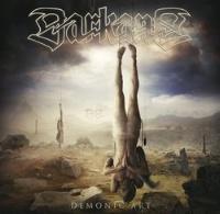 [Darkane Demonic Art Album Cover]