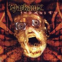 [Darkane Insanity Album Cover]