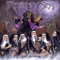 [Darkest Sins The Broken Album Cover]