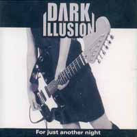 [Dark Illusion For Just Another Night Album Cover]