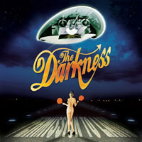 [The Darkness Permission to Land Album Cover]