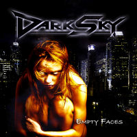 [Dark Sky Empty Faces Album Cover]
