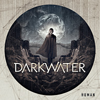[Darkwater Human Album Cover]