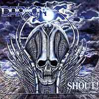 [Darxon Shout! Album Cover]