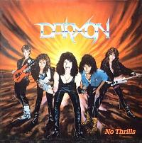 [Darxon No Thrills Album Cover]