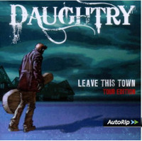 Daughtry Leave This Town Album Cover