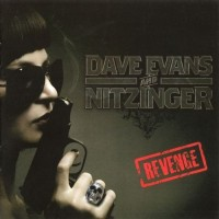 [Dave Evans and Nitzinger Revenge Album Cover]