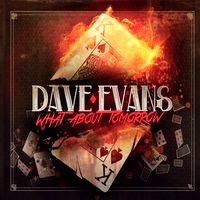 Dave Evans What About Tomorrow Album Cover