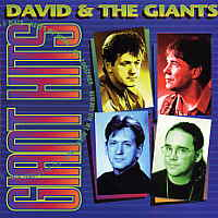 [David and the Giants Giant Hits Album Cover]