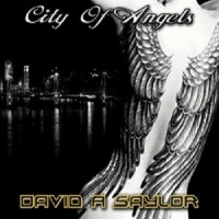 [David A Saylor City Of Angels Album Cover]