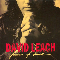 [David Leach Face Of Time Album Cover]