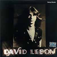 David Lebon David Lebon Album Cover