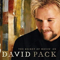 [David Pack The Secret of Movin' On Album Cover]
