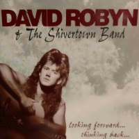 David Robyn and the Shivertown Band Looking Forward... Thinking Back Album Cover