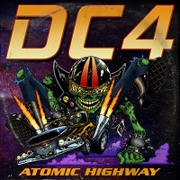 [DC4 Atomic Highway Album Cover]