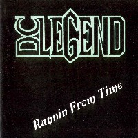 [D.C. Legend Runnin From Time Album Cover]