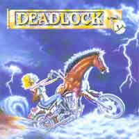 Deadlock Deadlock Album Cover