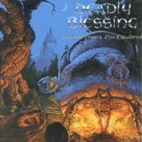 [Deadly Blessing Ascend From The Cauldron Album Cover]