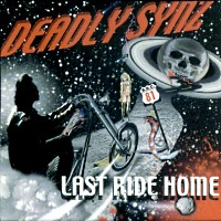 [Deadly Synz Last Ride Home Album Cover]