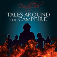 [Deadly Tide Tales Around The Campfire Album Cover]